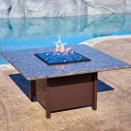 Fire Pit Outdoor Gas Fire Pits American Fire Glass