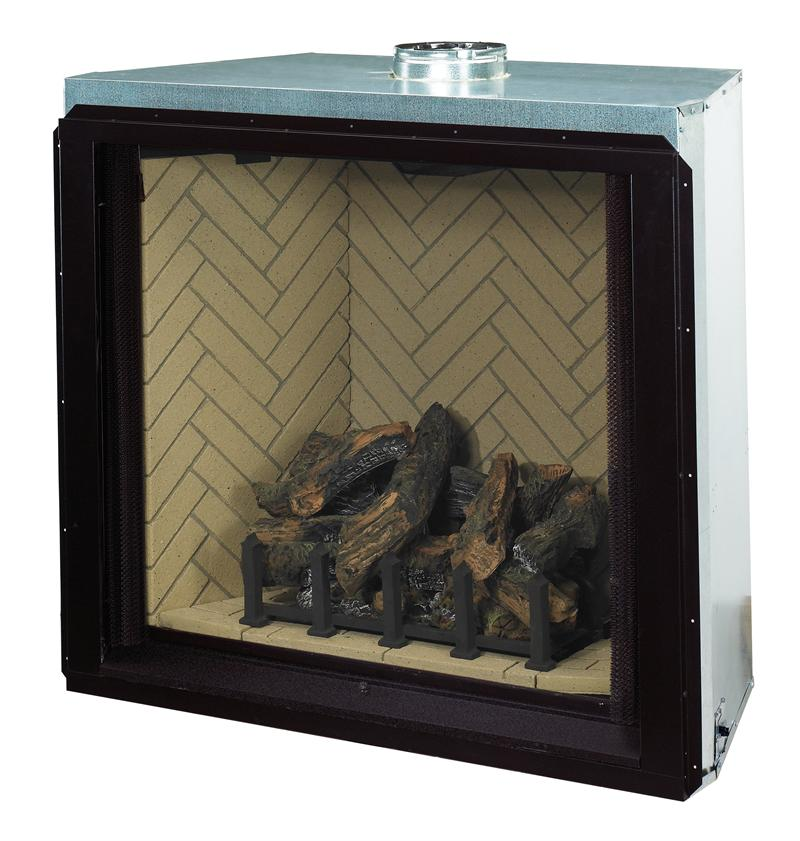 Superior Direct Vent Electronic Ignition Fireplace Custom